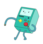 Swaggy BMO. by sinklip