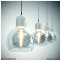 bulb light by fietter