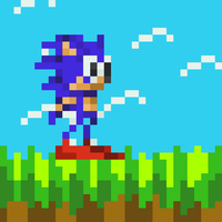 Sonic by hivernoir