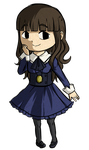 AT: Danielle-Chan by Icy-Snowflakes