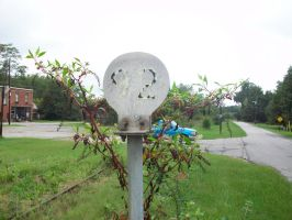 Milepost 92 by CNW8646