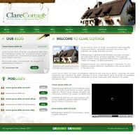 Cottage Website by Benbow08
