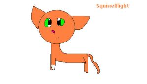 9 Squirrelflight by Mint-Apples