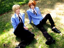 Ouran - Respite by theycriedwolf