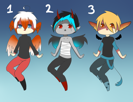 Emergency Adopts - CHRISTMAS LOWERED PRICES by SeductiveAdopts