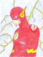 The Flash by ShinyGriffon