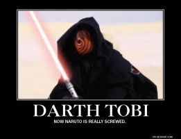 Darth Tobi by ThisOneNarutoFreak