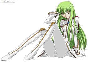 C.C 2 Code Geass by juli95