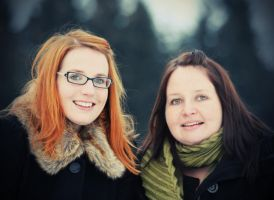 Anja and Britta by fuel2water