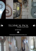 technical pack by parker-stock