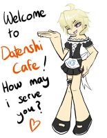 Datenshi Cafe- Jeans by Ashidanza