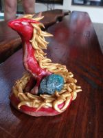 Chinese Dragon  SOLD by SonsationalCreations