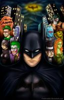 The Batman! by Firebrander