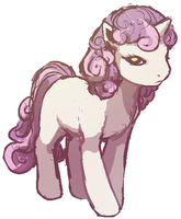 Sweetie Belle by adalli
