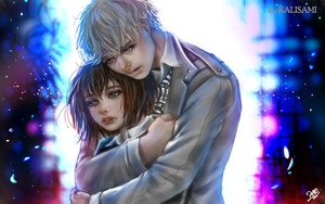 Comision- Vampire Knight by kalisami