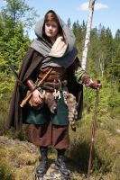 Larp Gear: Malik The Hunter II by The-Teaspoon-Of-Doom