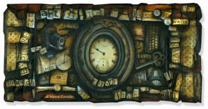 Collecting Time 2 by Curiosa37