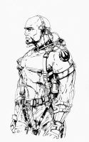 Special Unit Guy by jamietyndall
