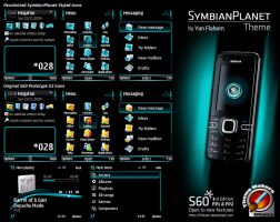 SymbianPlanet Theme by Flahorn