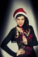 Candy cane christmas by feeora