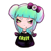 Creep Doll by Ilafae