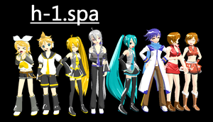 MMD- .spa file download 1 by Shioku-990