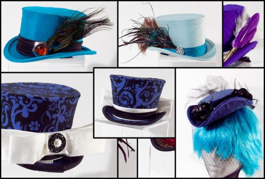 More Hat Samples 3 by Elemental-Sight