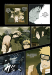 Naruto Shippuden Manga 636 (Color) by carl1tos