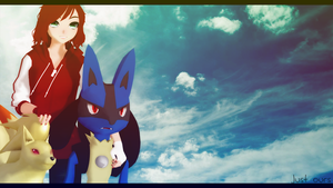 MMD_ Just Ours _ by Isa-Dk