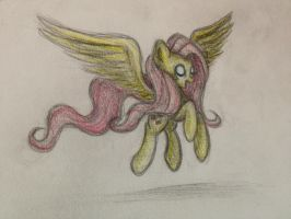One Hour Fluttershy by dream-star-slash