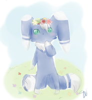 Meowstic by SwiftyNifty