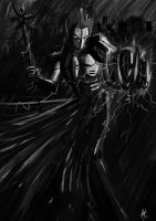 Art trade Mr. Scourge by Thurosis