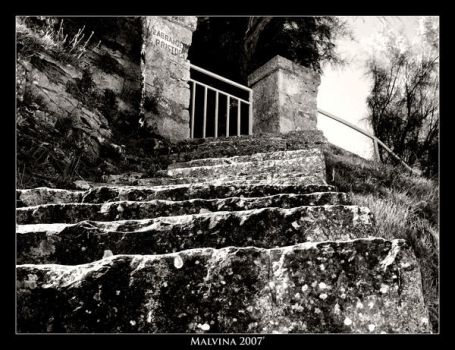 Stairway from hell. by malvie