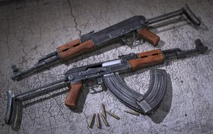 Ak47 revisited by vultus