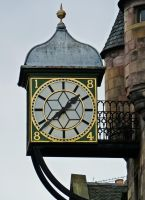 The Clock by Sonia-Rebelo