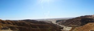 Panorama 3 Tozeur : Tunisia by PhantomxLord