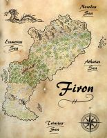 Imporoved Firon Map by Mylos19