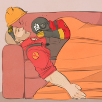 Naptime by ChuraGhost