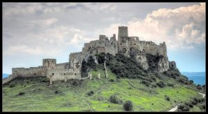 Spis Castle by Dorcadion
