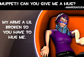 Ask Z No. 6: Broken Arms by ZeFlyingMuppet