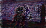 The Sketchy Unfamiliar (doodle) by UltimateLazerbot