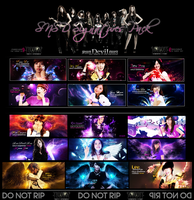 SNSD Signature Pack by SoonKyu