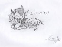 I Love You by ShowtimeandCoal