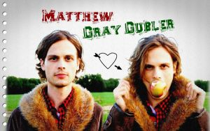 Matthew Gray Gubler MGG. by Anthony258