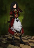 Alice Madness Returns by XxDevilxXz