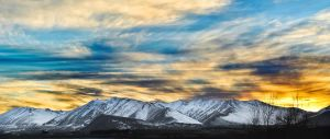 Lake Tekapo Skies by JacquelineBarkla