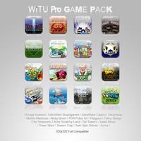Witu Pro Game Pack by DigitalMaxx