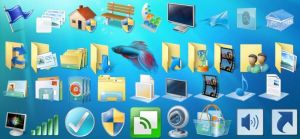 Windows 7 Beta - 537 Icons by Cheemster