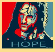 Aragorn HOPE poster 1 by grgo1408