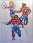 WCL: The Striker Team by Dualmask